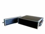 ARMOR ( アルモア ) 3U RACKCASE D360mm 黒 ◆ ラックケース FRP