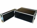 ARMOR ( アルモア ) 4U RACKCASE D450mm 黒 ◆ ラックケース FRP