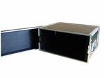 ARMOR ( アルモア ) 5U RACKCASE D360mm 黒 ◆ ラックケース FRP