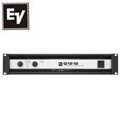 Electro-Voice ( EV エレクトロボイス ) Q1212 ◆ パワーアンプ ・550W+550W 8Ω