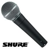 SHURE ( シュア ) SM58-LCE ◆ ダイナミックマイク カーディオイド