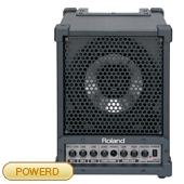 Roland ( ローランド ) CM-30  CUBE MONITOR  ◆ 簡易PAにオススメ コンパクトながら 30Wワットの出力 音楽用途はもちろん 呼び込みや30人-40人前後の会議、プレゼンにも!