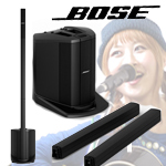 BOSE ( ボーズ ) 在庫有り  L1 Compact system ◆ PAセット 簡易PAシステム