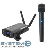 audio-technica ( オーディオテクニカ ) ATW-1702 ◆ ワイヤレスハンドヘルドマイクロホンカメラマウントシステム