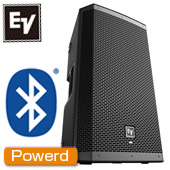Electro-Voice ( EV エレクトロボイス ) ZLX-12BT (1本)  ◆ 12インチ 1000W Bluetooth受信機内蔵 パワードスピーカー ( アンプ搭載 )