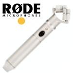 RODE ( ロード ) NT4 ◆ ステレオコンデンサーマイク ( NT-4 )   ビデオカメラ用マイク XYステレオ型 9Vバッテリー駆動に対応