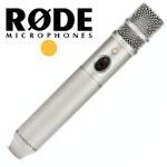 RODE ( ロード ) NT3 ◆ バッテリー駆動対応コンデンサーマイク