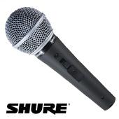 SHURE ( シュア ) SM48S-LC ◆ ダイナミックマイク カーディオイド