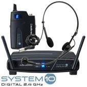 audio-technica ( オーディオテクニカ ) ATW-1101/H ◆ ヘッドウォーンマイクロホン ワイヤレスシステム