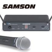 SAMSON ESWC88HCL6J-B ◆ ハンドヘルドワイヤレスマイク システム for ボーカル スピーチ