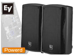 Electro-Voice ( EV エレクトロボイス ) ZXA1-90 ( 2本・ペア販売 )[箱ボロOUTLET 特価品 ] ◆ パワードスピーカー