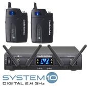 audio-technica ATW-1311  ◆ ラックマウント2chワイヤレスシステム