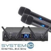 audio-technica ATW-1322  ◆ ラックマウント2chマイクロホンワイヤレスシステム