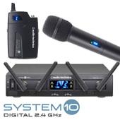 audio-technica ATW-1312  ◆ ラックマウント2chコンボワイヤレスシステム