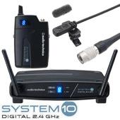 audio-technica ( オーディオテクニカ ) ATW-1101/L < ラべリアマイク・デジタル2.4GHz・ワイヤレスシステム >