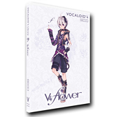 Gynoid ( ガイノイド ) VOCALOID4 Library v4 flower 単体版
