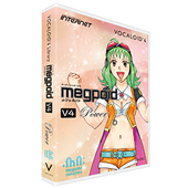 INTERNET ( インターネット ) VOCALOID4 Library Megpoid V4 Power