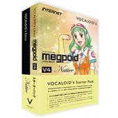 INTERNET ( インターネット ) VOCALOID4 スターターパック Megpoid V4 Native