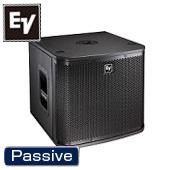 Electro-Voice ( EV エレクトロボイス ) ZX1-Sub ブラック  (1本) ◆ サブウーファースピーカー