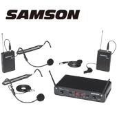 SAMSON ( サムソン ) Concert 288 Presentation ◆ ワイヤレスシステム プレゼンテーション デュアルシステム SW288PRES