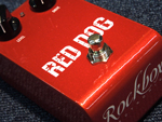Rockbox Electronics Red Dog【ブースター WO】