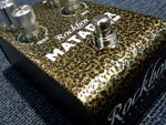 Rockbox Electronics Matador【ギタープリアンプ  】