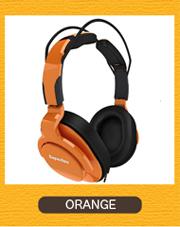 Superlux HD661 ORANGE オレンジ モニターヘッドホン