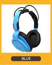 Superlux HD661  BLUE ブルー モニターヘッドホン