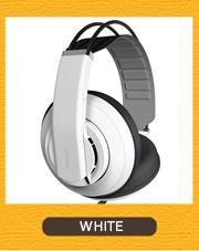 Superlux HD681EVO/W  WHITE モニターヘッドホン