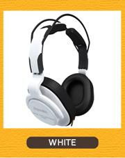 Superlux HD661 WHITE  モニターヘッドホン