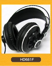 Superlux HD681F モニターヘッドホン