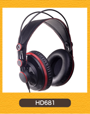 Superlux HD681 モニターヘッドホン