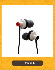 Superlux HD381F In Ear Headphones