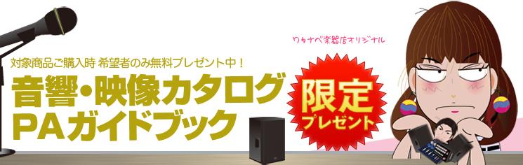 音響・映像総合カタログ2012