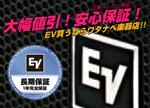 EVはワタナベで!