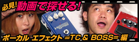 BOSS ( ボス )  VE-2  ・ TC HELICON HARMONY SINGER