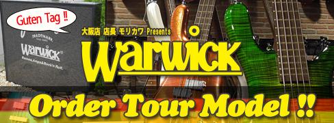 Warwick Order Model !!