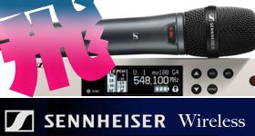 SENNHEISER ( ゼンハイザー ) ワイヤレスシステム