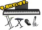 今売れてます!電子ピアノ KORG B2N簡易練習セット
